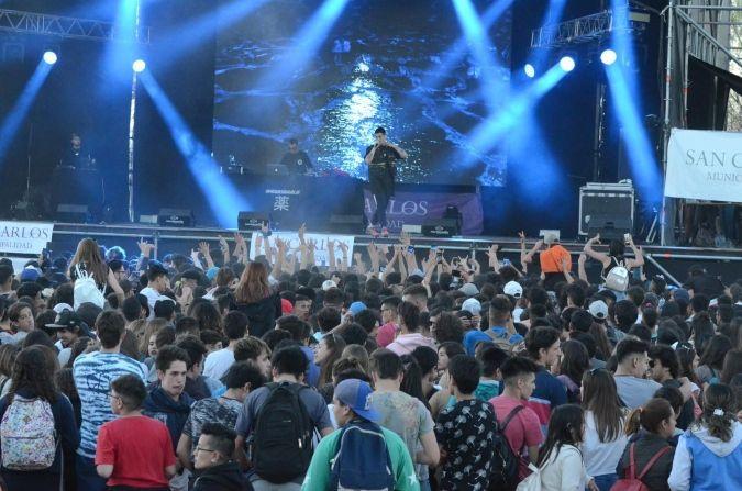 Se viene una Semana Estudiantil en San Carlos exclusivamente virtual: concursos, premios y shows