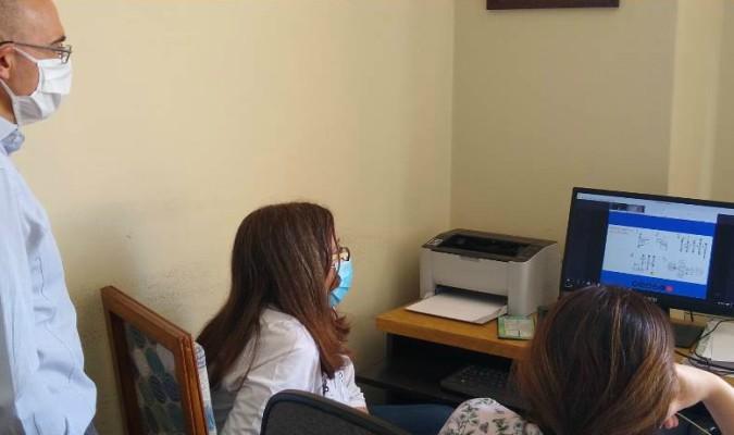 El personal de salud de la provincia comenzó a capacitarse en el uso de los tests rápidos de Covid-19