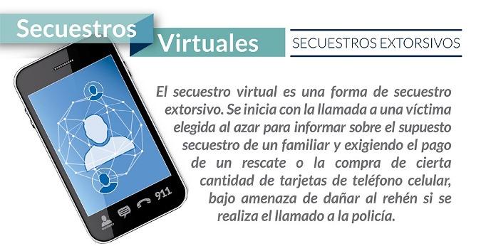 """El Ministerio de Seguridad brinda consejos para prevenir """"secuestros virtuales"""""""