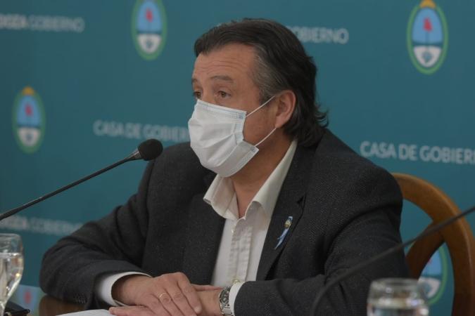 El ministro de Gobierno Víctor Ibañez tiene coronavirus