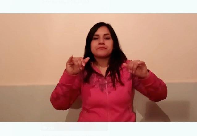 Lengua de Señas: situación de la pandemia, información sobre cáncer de mama ¡y mucho más!