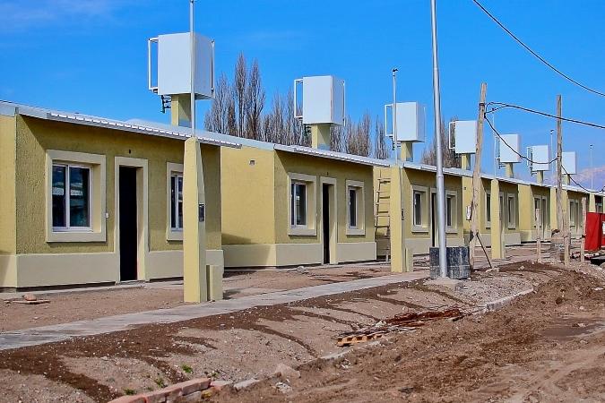 Mendoza avanza con su plan habitacional: más de 1.600 viviendas licitadas