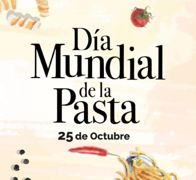 Día Mundial de la Pasta: habrá masterclasses dictadas por reconocidos chefs