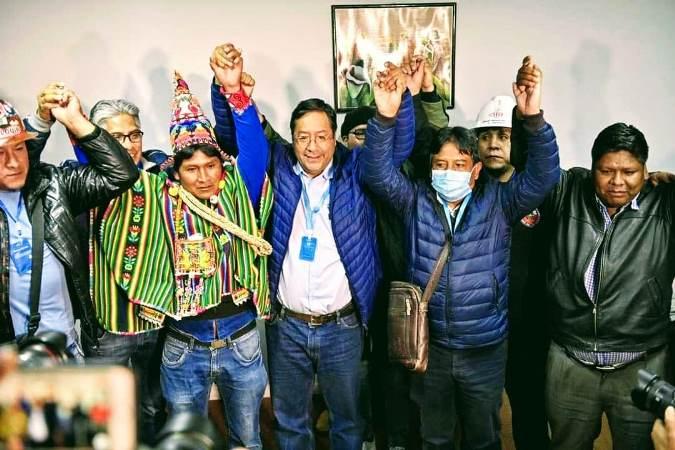 Luis Arce, el candidato de Evo, será el presidente de Bolivia: hubo gran participación en el Valle de Uco