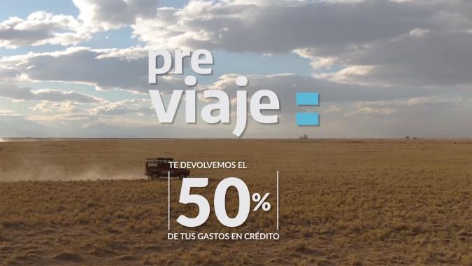 PreViaje: se extendió el plazo para comprar paquetes turísticos y obtener el 50% de descuento