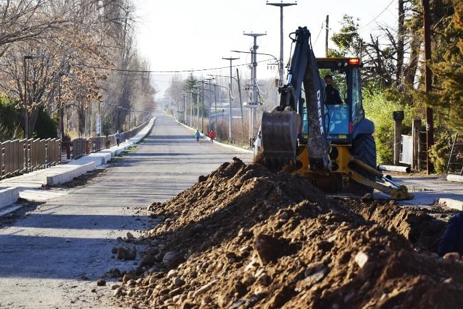 ¡Atención Tupungato! Tramo de la calle Real del distrito El Peral estará cortado 24 horas