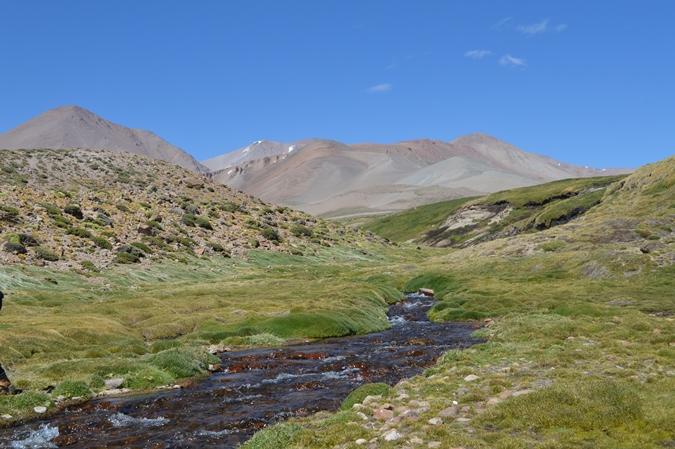 Hoy se mantiene la temperatura agradable en el Valle de Uco: para mañana se espera intenso calor