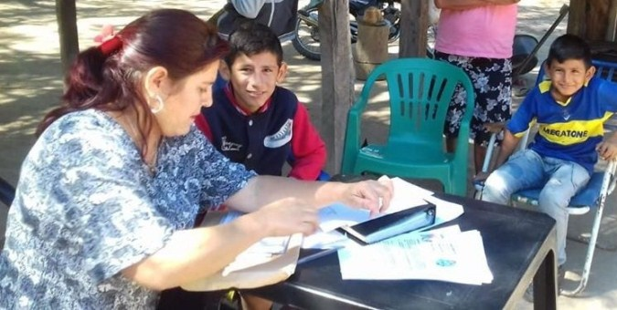 El P.O.D.Es. resulta clave para revincular a alumnos con la escuela: en Valle de Uco se realizan importantes acciones