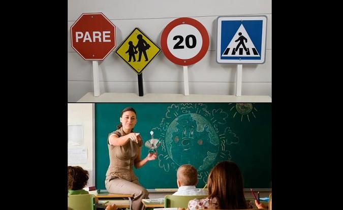 Efemérides: 5 de octubre, Día del Camino y la Educación Vial, y Día Mundial de los Docentes