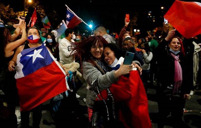Chile decidió de modo rotundo dejar atrás la Constitución impuesta durante la dictadura