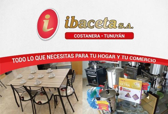 ¿Sabías que Ibaceta tiene pago semanal para que puedas comprar todo lo que tu comercio está necesitando?