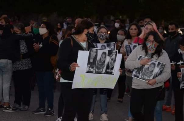 Vecinos de San Carlos volverán a pedir justicia por Mariana, Romina y Luana: está vez marcharán en bici