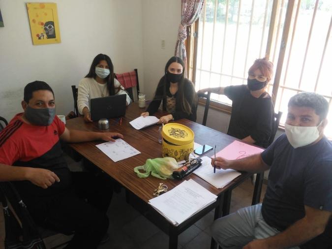 San Carlos Incuba: comenzaron a evaluar los proyectos de emprendedores del departamento