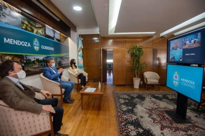 Tunuyán y San Carlos accedieron al préstamo coparticipado por la Provincia