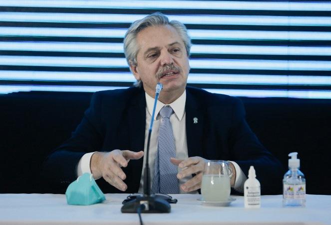 Covid-19: el presidente se reúne con el Comité que diseña el operativo de vacunación