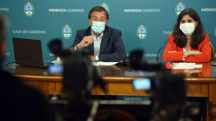 Rodolfo Suarez brindará detalles sobre las nuevas medidas que adoptará la provincia