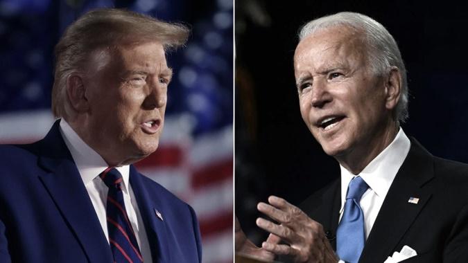 Hoy EEUU decide su futuro político: las encuestas pronostican una victoria de Biden sobre Trump