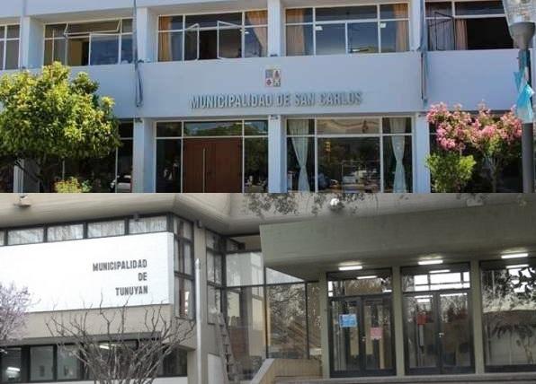 Presupuestos municipales: Tunuyán y San Carlos solicitaron endeudamiento y fue aprobado