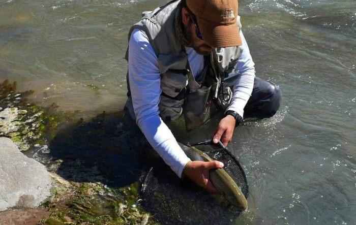 Se inauguró la temporada de Pesca Deportiva en cuencas y espejos de agua de la provincia