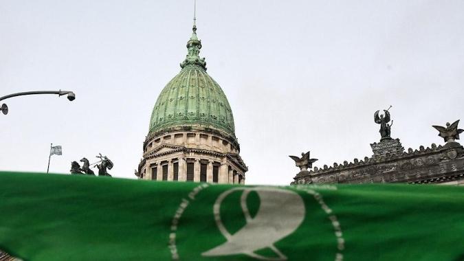El Senado tratará mañana el proyecto de Ley de Interrupción Legal del Embarazo
