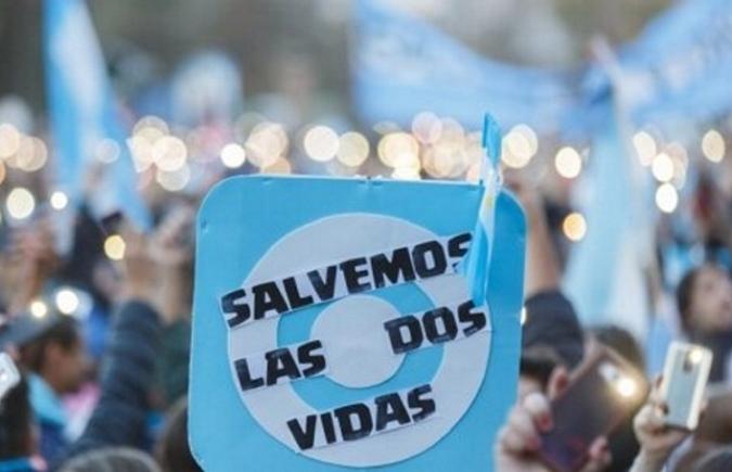 """Convocan a marchar el próximo sábado """"por las dos vidas"""": en el Valle de Uco se movilizarán"""