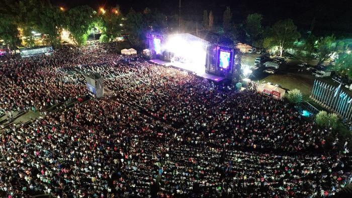 Sin Vendimia previa, el Festival de la Tonada se realizará por primera vez en el Auditorio y sin público