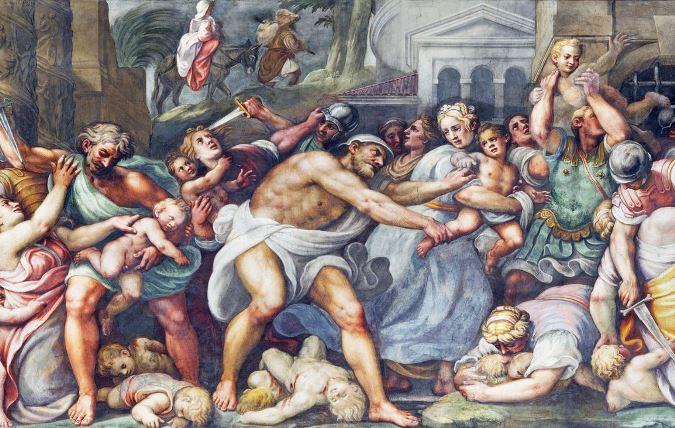 Efemérides: hoy es el Día de los Santos Inocentes, ¿cuál es el origen de esta celebración católica?