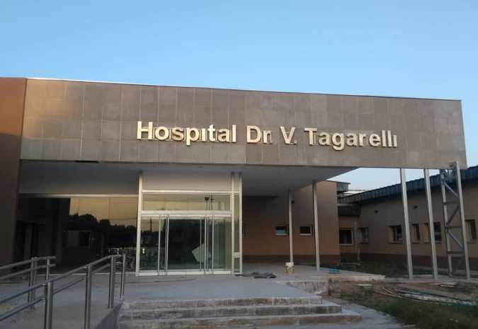 Imagen del nuevo Hospital Tagarelli