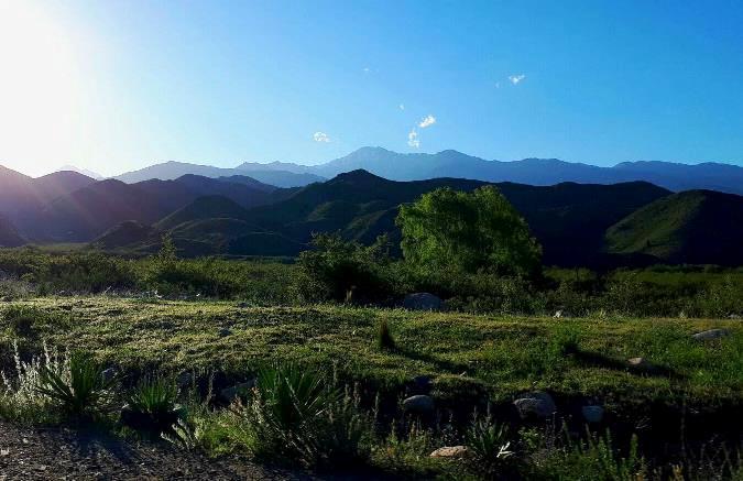 Alivio: último miércoles del año con varios grados menos en el Valle de Uco