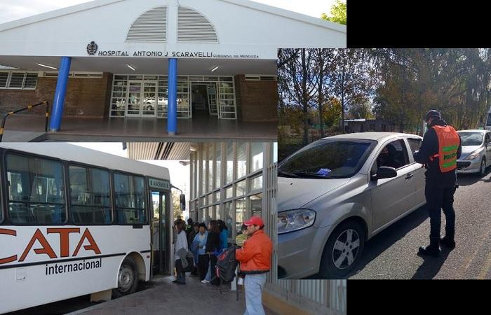Seguridad, salud y transporte: así funcionarán los servicios en Mendoza previo y durante las fiestas