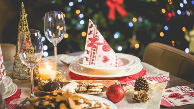 Cómo comer saludable durante Navidad y Año Nuevo y evitar malestares