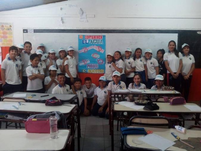 Guardianes del agua: la cueca sancarlina y el proyecto de una escuela para concientizar