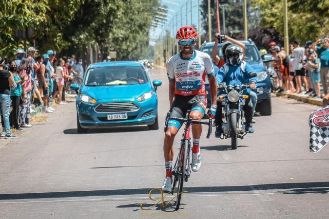 Laureano Rosas ganó en Tupungato y se llevó el  Gran Premio Aserradero Bucci