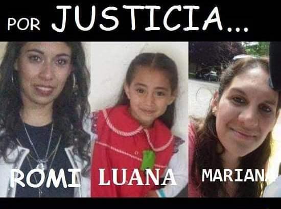 Se cumple un año de la muerte de Romina, Luana y Mariana: el juicio podría hacerse  en San Carlos