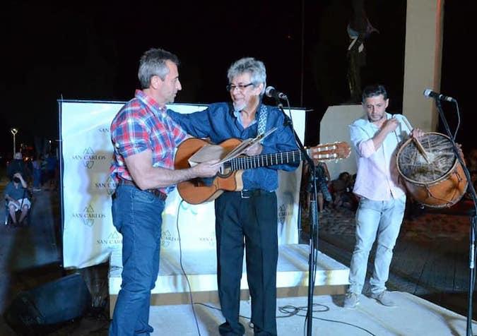 San Carlos nombró Ciudadano Destacado a Daniel Altamirano: un homenaje a la familia de artistas