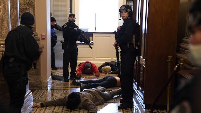 Disturbios-en-el-Capitolio-de-EE.UU-Foto-Telam