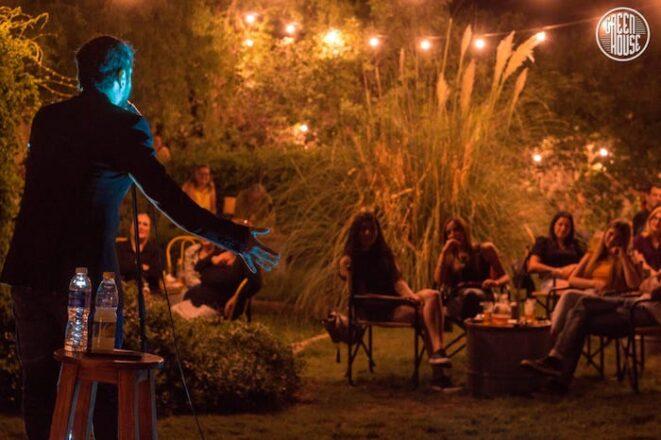 Green-House-American-Bar-show-en-vivo