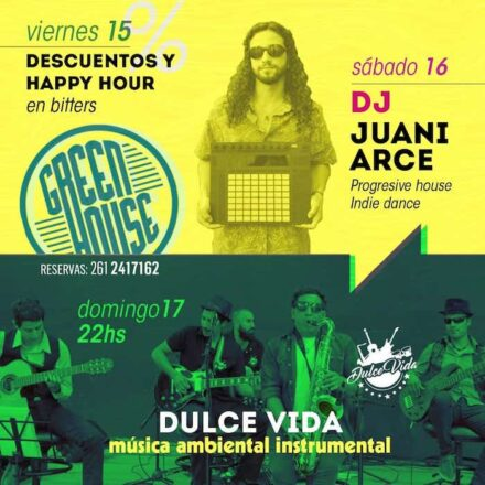 Green-House-American-Bar-shows-finde