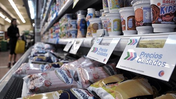 El Gobierno nacional congeló los valores de la canasta de Precios Cuidados hasta abril