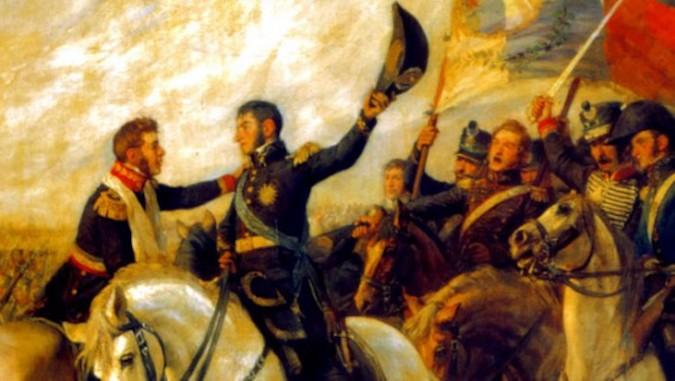 Efemérides. El General San Martín llega a Chile con el Ejército libertador, tras cruzar Los Andes