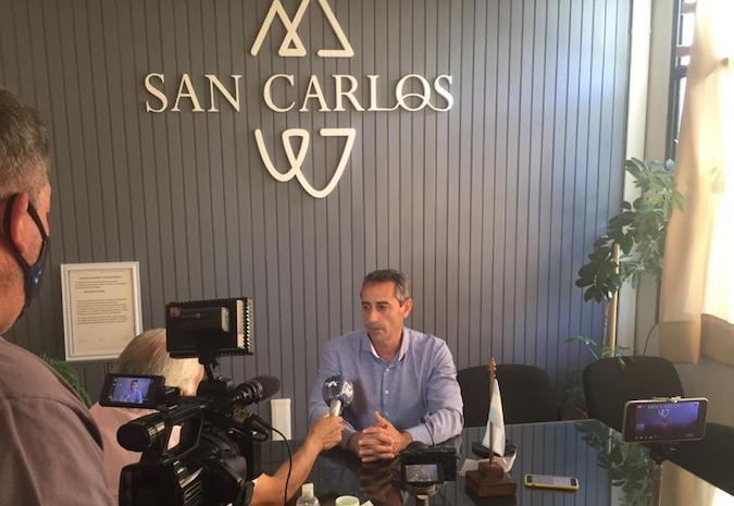 Scanio busca eliminar 60 impuestos municipales para beneficiar a emprendedores, pymes y vecinos