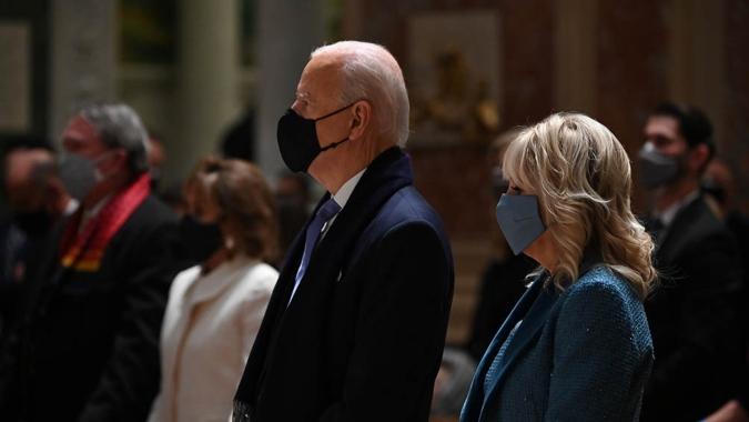 Joe Biden es el flamante presidente de Estados Unidos