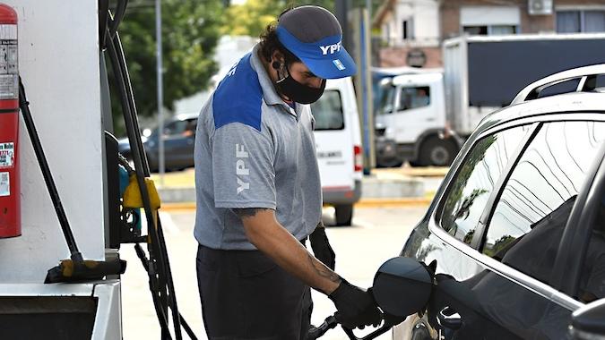 YPF aumentó los combustibles un 3,5 por ciento: es el segundo incremento en lo que va del 2021