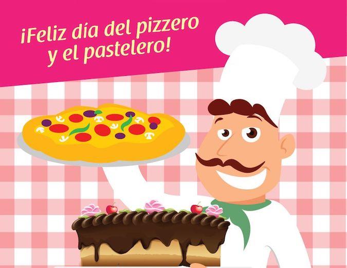 Efemérides: hoy es el día del trabajador pizzero, pastelero, confitero, heladero y alfajorero