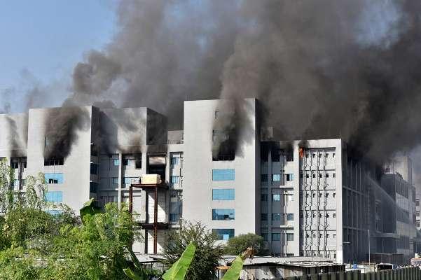 India: se incendia una de las sedes del mayor fabricante de vacunas del mundo