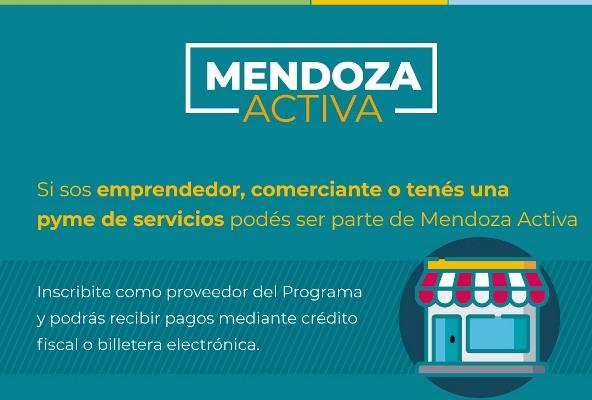 Mendoza Activa: Economía busca sumar pymes proveedoras de bienes y servicios