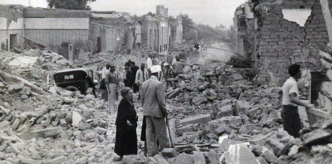Efemérides: un día como hoy de 1.944 un violento terremoto destruye la ciudad de San Juan, dejando miles de víctimas