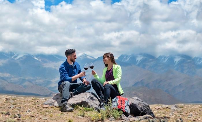 Una de las revistas más famosas del mundo elige paisajes de Tupungato para destacar a Mendoza