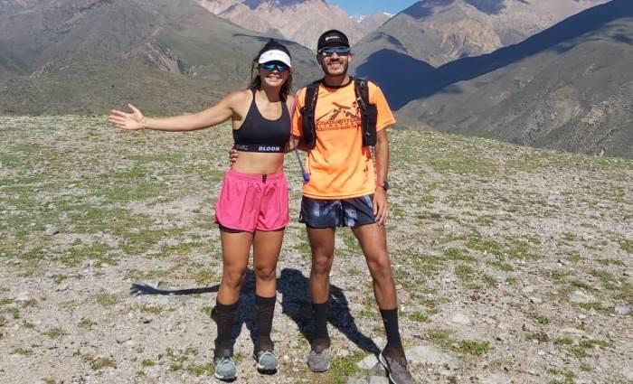 Cuando el amor y el deporte van de la mano: Carlín y Paula, dos jóvenes promesas de La Consulta