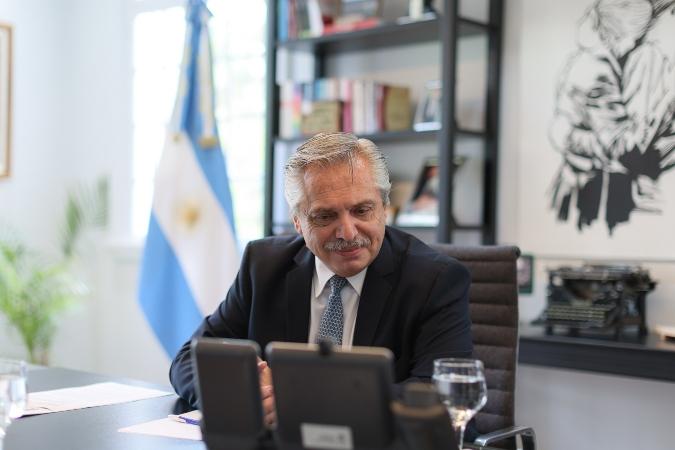 Alberto Fernández cumple hoy 62 años: los saludos en las redes